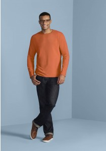 T-SHIRT HOMME MANCHES LONGUES SOFTSTYLE