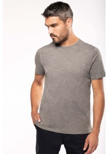 T-shirt Supima® col rond manches courtes homme