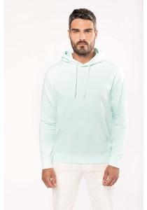 Sweat-shirt écoresponsable à capuche homme