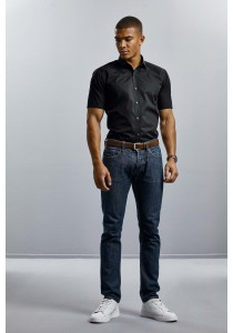 CHEMISE HOMME MANCHES COURTES ULTIMATE STRETCH